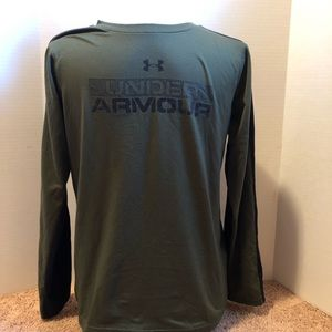 Under Armour youth long sleeve tee